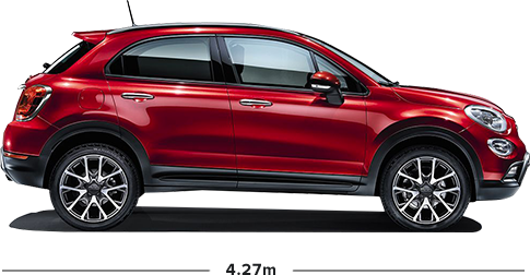 Fiat 500x Off Road Look Small 4x4 Suv Crossover Fiat Uk