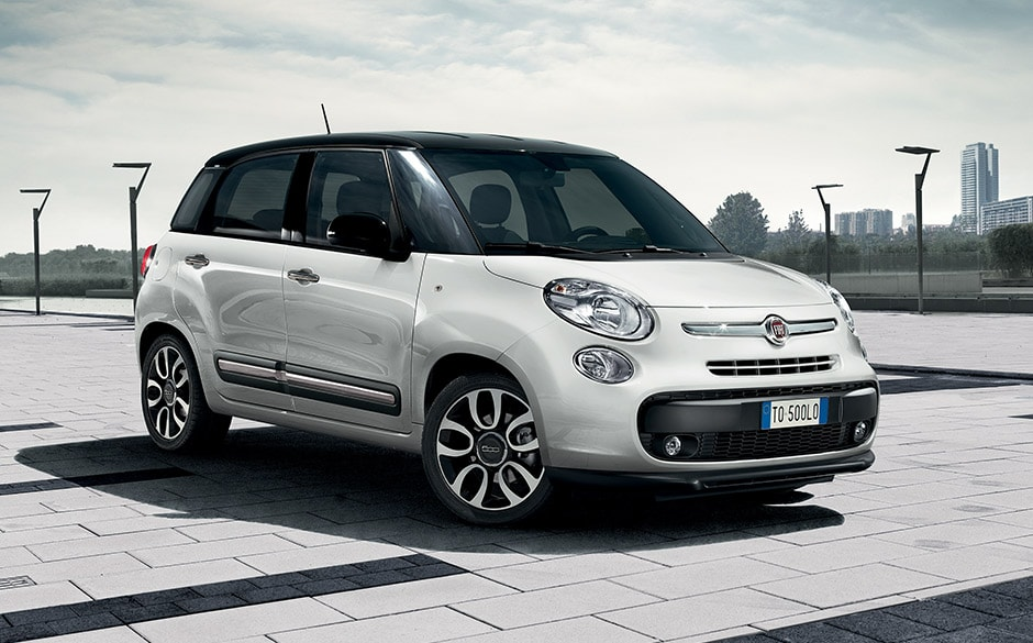fiat 500l a great family mpv car. Black Bedroom Furniture Sets. Home Design Ideas