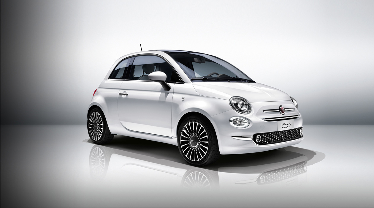 the new fiat 500 has arrived in the uk. Black Bedroom Furniture Sets. Home Design Ideas