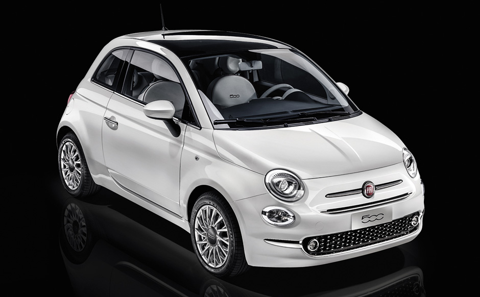 2016 new fiat 500 video fuel efficient city car fiat uk. Black Bedroom Furniture Sets. Home Design Ideas