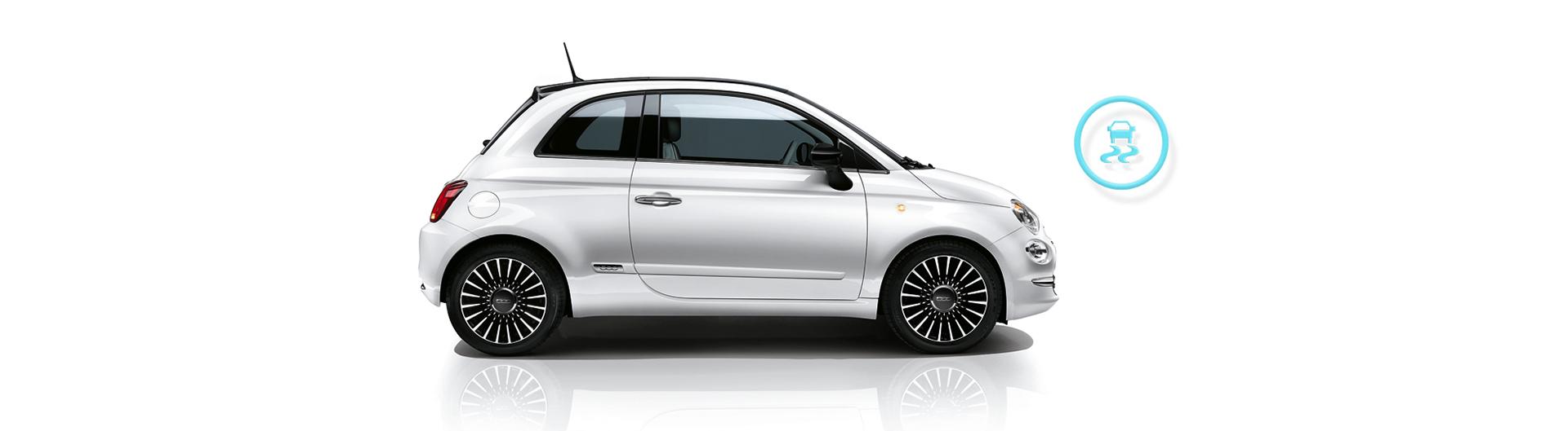 Fiat 500 ESC safety