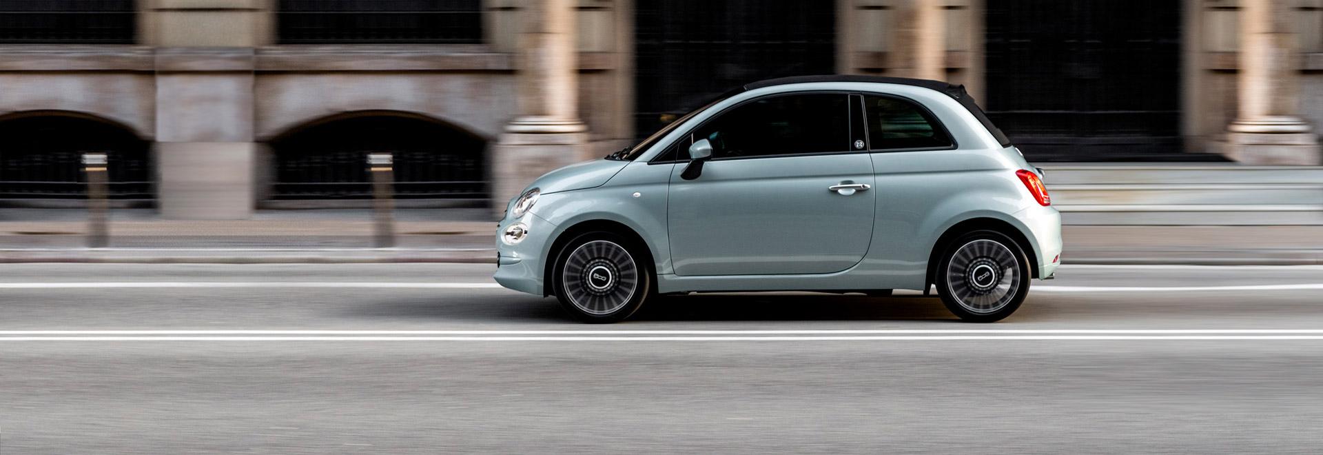 Fiat 500 loyalty dicounts