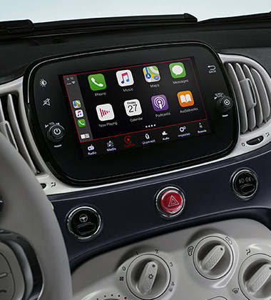 APPLECARPLAY/ANDROID AUTO