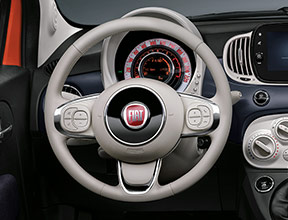 8 BUTTON STEERING WHEEL