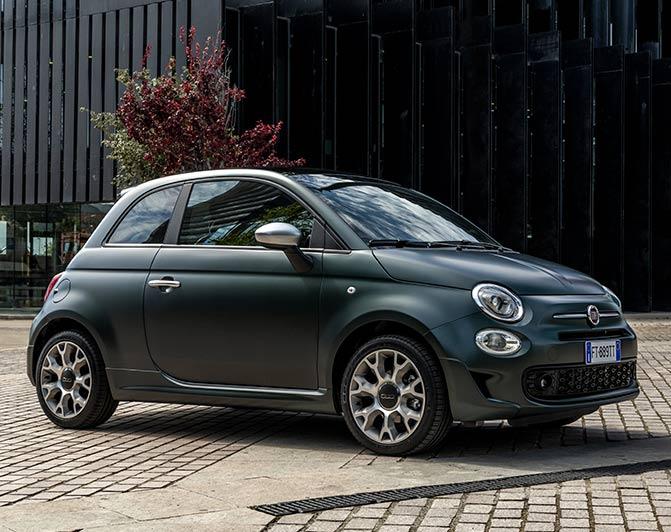 Fiat 500 Fuel Efficient City Car Fiat Uk