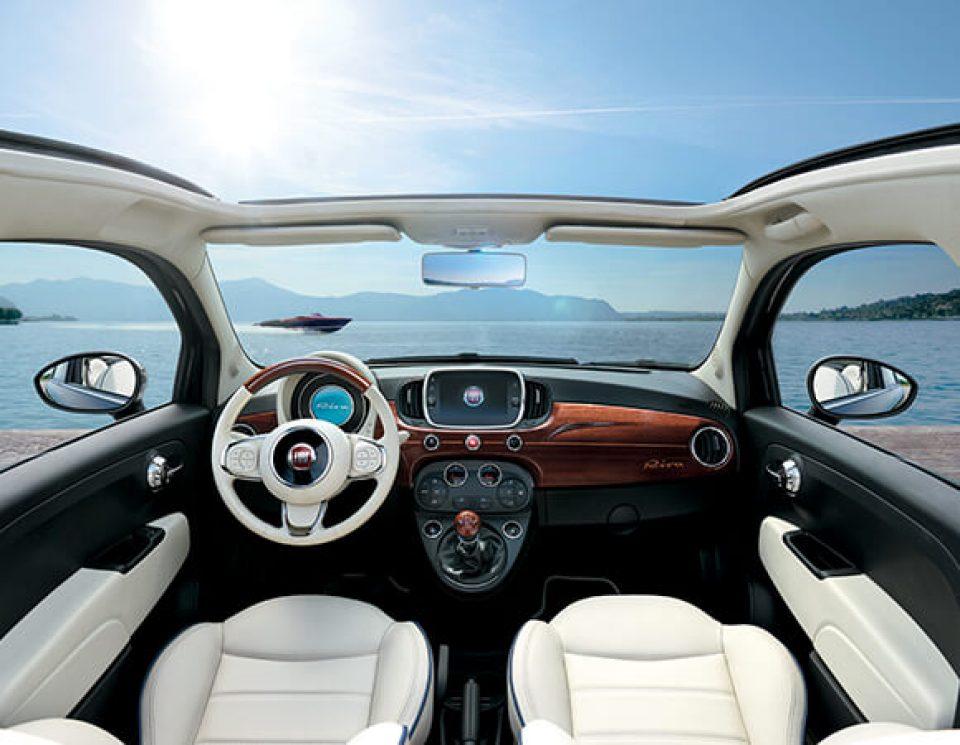 Fiat 500 | City Car Trim Levels | Fiat UK