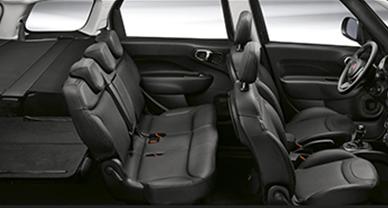New Fiat 500L WAGON   7 seats   Spacious   Fiat UK