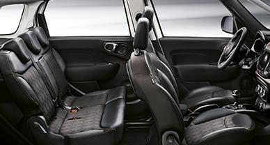 Fiat 500L  Trim Levels  Fiat UK