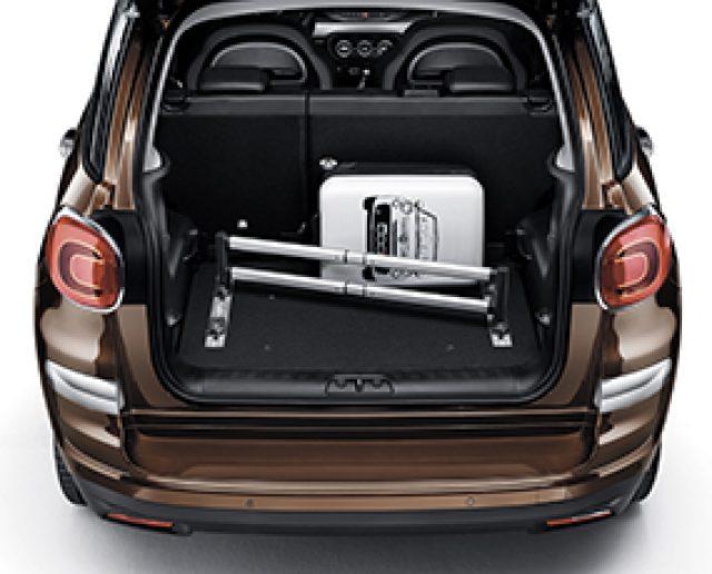 Fiat 500l Comfortable Spacious Family Car Fiat Uk