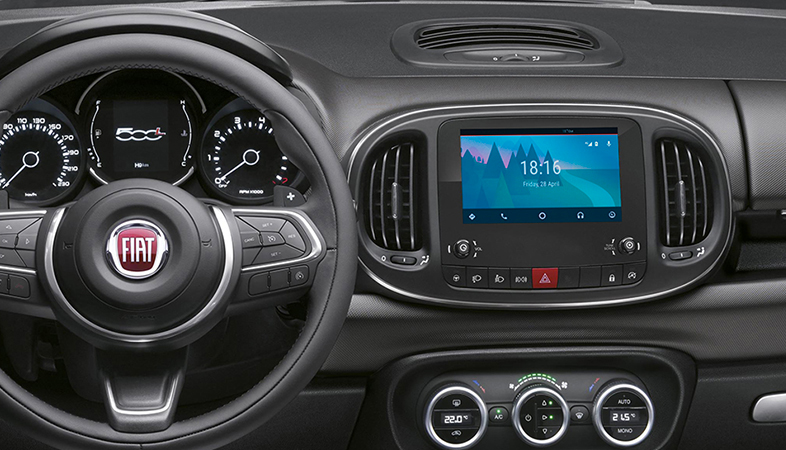 Android Auto Fiat Idea Di Immagine Auto