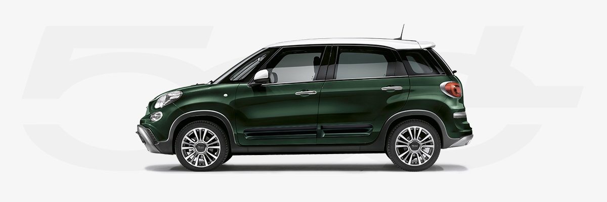 The Fiat 500l Range Growing Up Is Cool Fiat Uk
