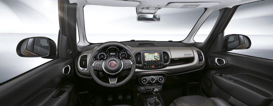 The ALL NEW 2018 Fiat 500L family range | Fiat UK