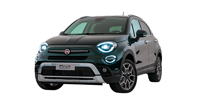 Fiat 500x Cross Look Small Suv Crossover Fiat Uk