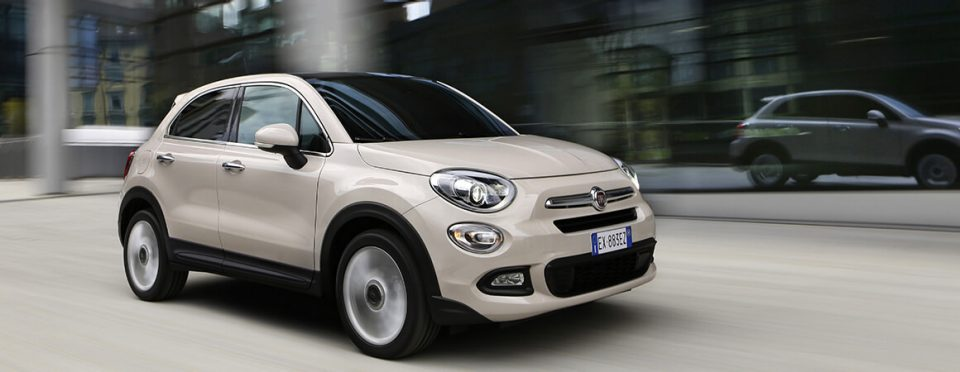 Fiat 500x Urban Look Small Suv 4x2 Crossover Car Fiat Uk