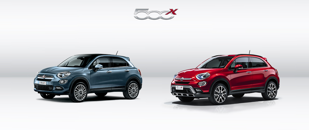 Fiat 500x Suv Range The Best Compact Crossover Suv Fiat Uk