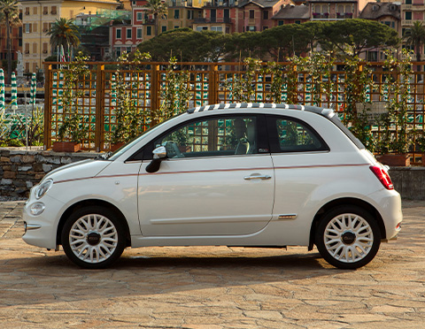 Fiat 500 Dolcevita Go Your Own Way Fiat Uk