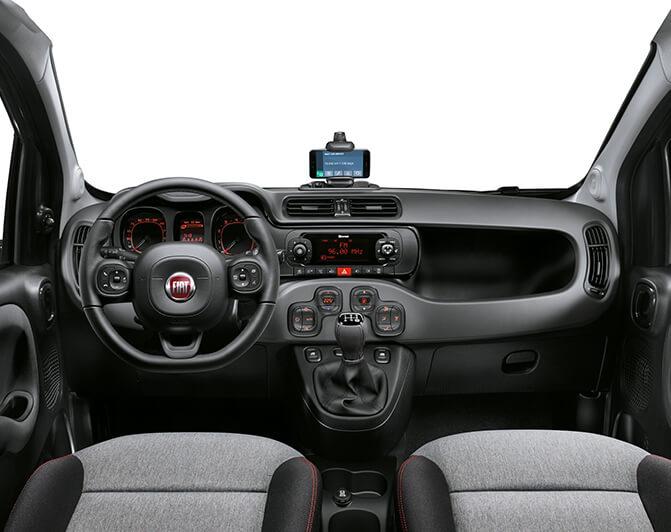Fiat Panda City Car Fiat Uk