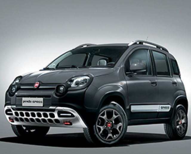 photo collection fiat panda cross 4x4. Black Bedroom Furniture Sets. Home Design Ideas