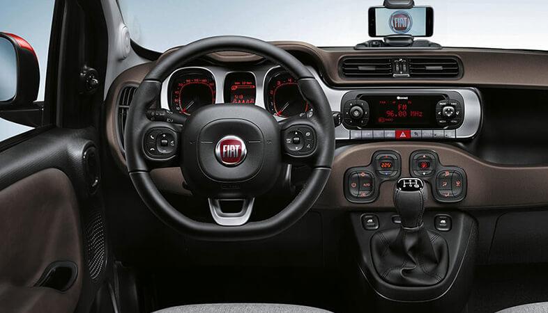 Fiat Panda Cross 2016 Model Crossover Fiat Uk