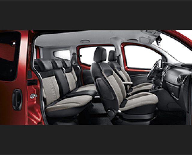 Fiat Qubo  Spacious City Car  Fiat UK