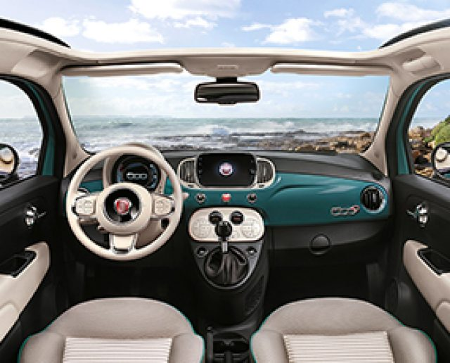 Préférence New Fiat 500 Anniversario | Celebrate 60 years | Fiat UK VF91