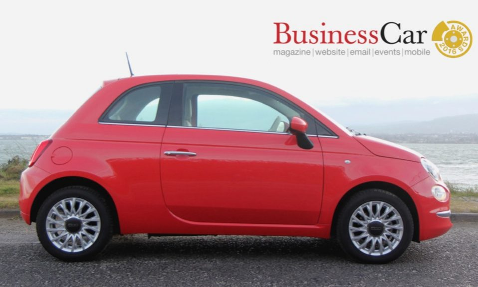 NEW FIAT NAMED CITY CAR OF THE YEAR IN THE BUSINESSCAR AWARDS - Fiat 500 website