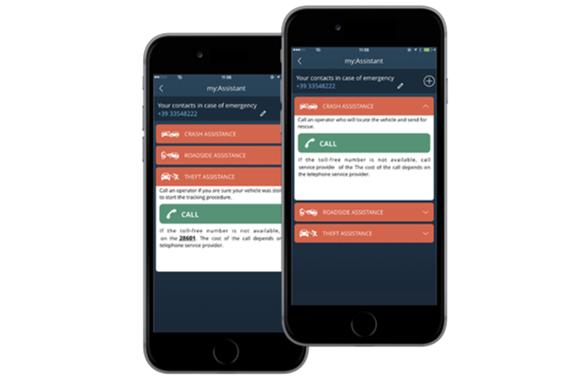 Fiat Connected Services - Fiat Mobile App Services   Mopar UK