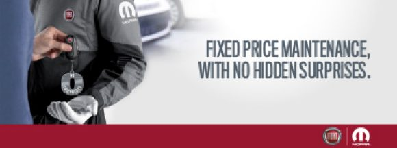 Fiat spare parts and accessories promotions | Mopar UK