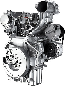 Fiat Air Technologies TwinAir Engine