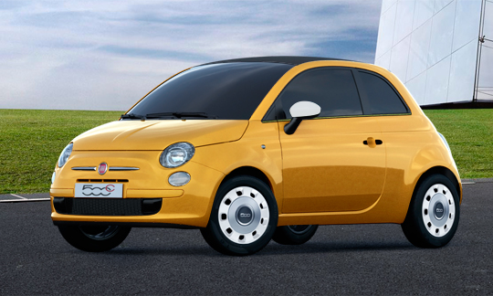 fiat 500c yellow 2017. Black Bedroom Furniture Sets. Home Design Ideas